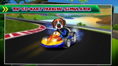 Dog Car Parking Simulator Game - 3D Real Truck Sim Driving