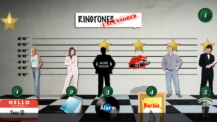 RINGTONE DIRECTOR Talking Caller ID Ringtone Maker