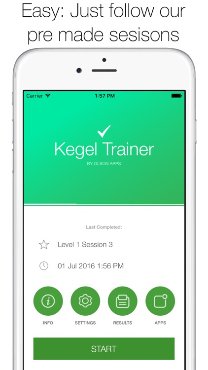 Kegel Trainer PFM Exercises
