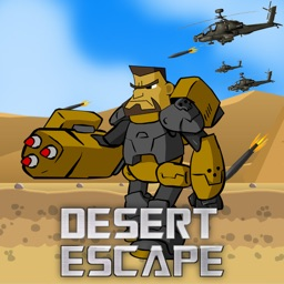 Desert Escape - Fire and Desire To Life