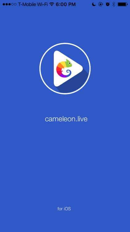 Cameleon LIVE