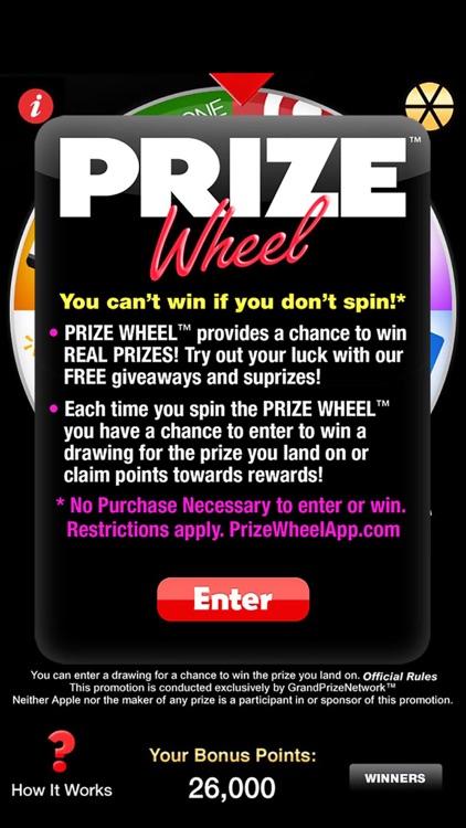 Prize Wheel ™
