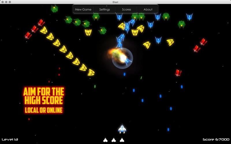 Blast Screenshot