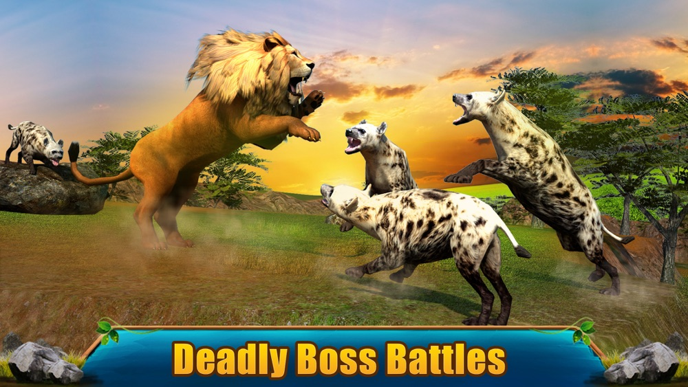 Real Lion Adventure 3D hack tool