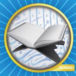 Quran Touch Tajweed with Tafseer and Audio (القران الكريم تجويد)