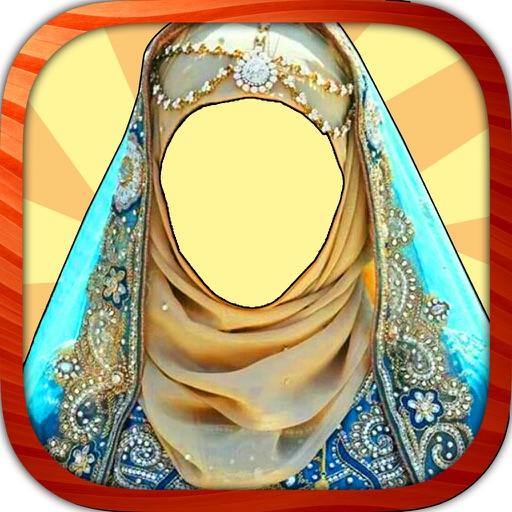Ramadan Look - How Would You Look in Hijabs - Islamic Montage iOS App