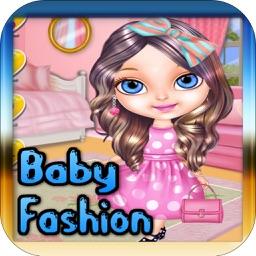 Baby Fashion Design Dress Up Games - Free Girls Games