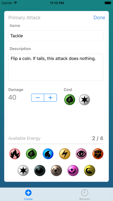 Card Builder for Pokemonのおすすめ画像3