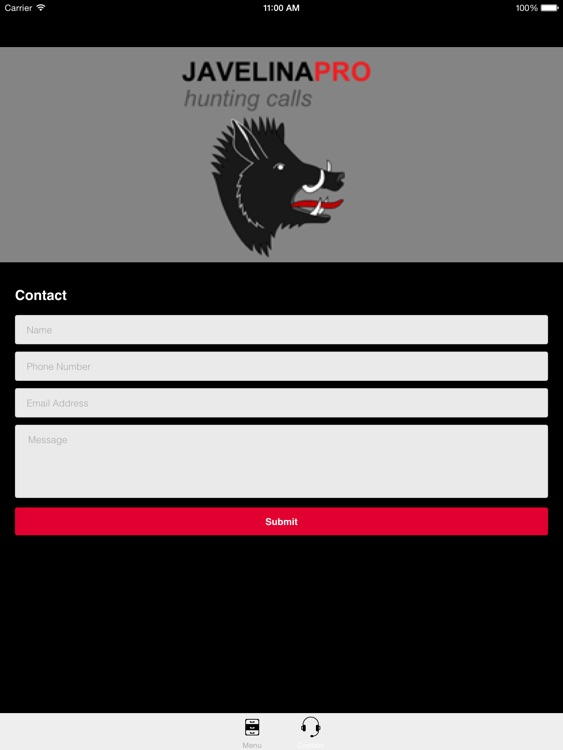 REAL Javelina Calls & Javelina Sounds to use as Hunting Calls (ad free-) - BLUETOOTH COMPATIBLE HD screenshot-3