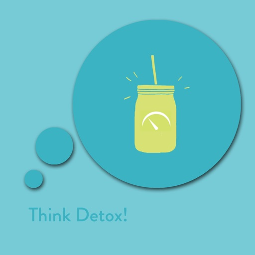 Think Detox! Affirmationen zur Entschleunigung icon