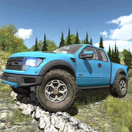 4x4 Offroad Jeep Driving 2016 iOS App