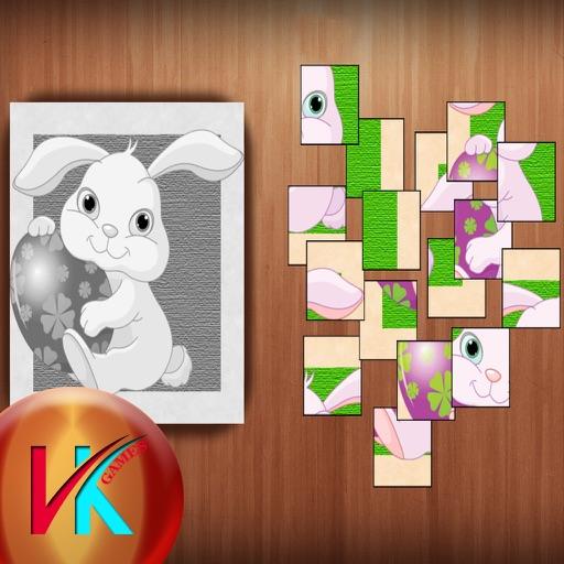 Puzzle Arrange The Picture Boxes