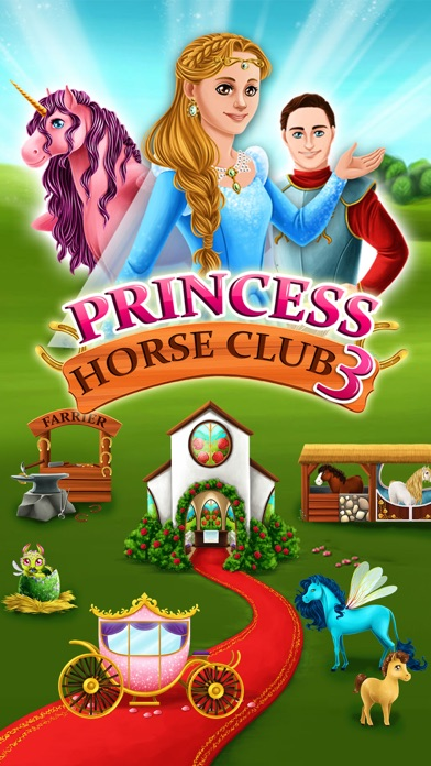 Princess Horse Club 3