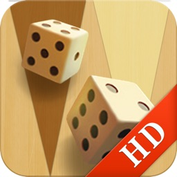 Backgammon - Deluxe HD