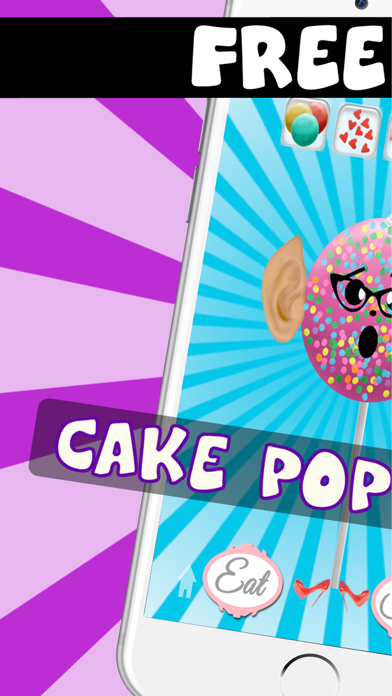 Make Cake Pop Fun Candy Games For Crazy Chefs Free