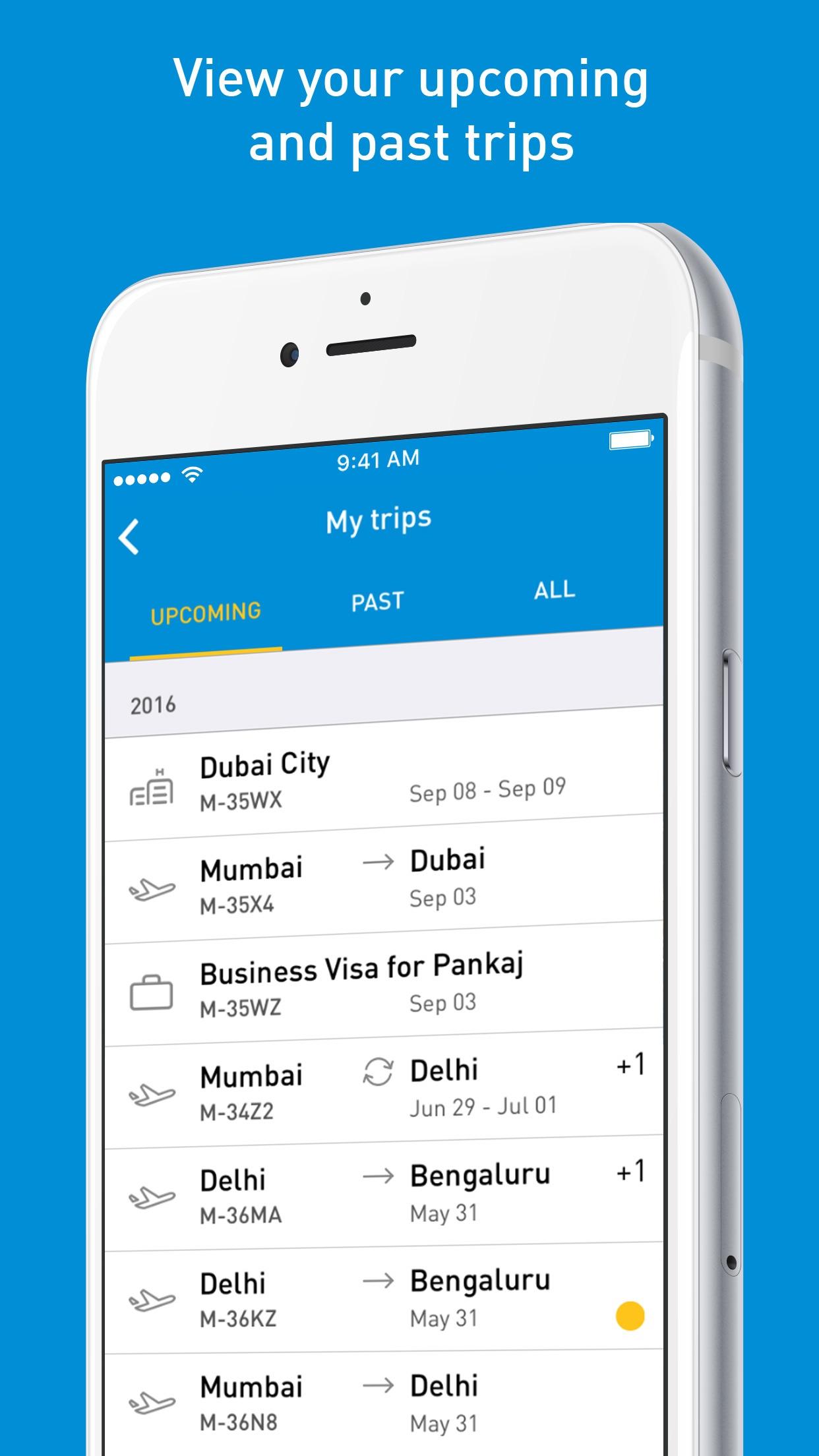 Musafir – Flights, Hotels and Holidays Screenshot