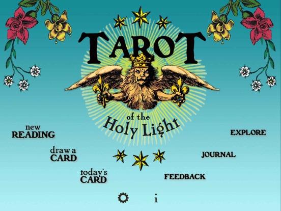 Holy Light Tarot-ipad-0