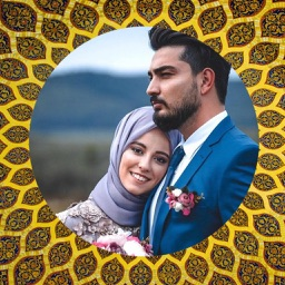 Eid Photo Frames - Instant Frame Maker & Photo Editor