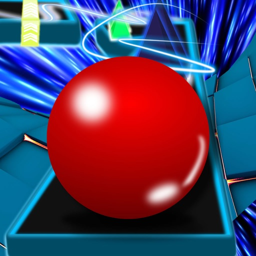 Crazy Ball Shredder - Awesome Geometry Adventure