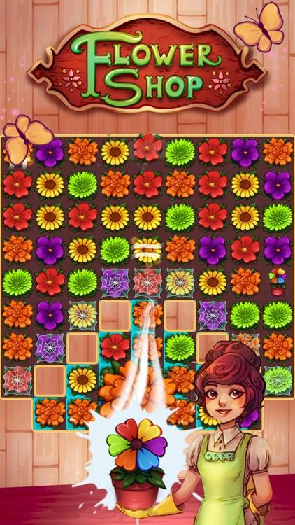 Blossom Jam: Flower Shop screenshot-3