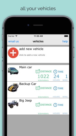 logbook for vehicle