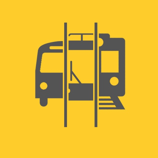 Public Transport Australia icon