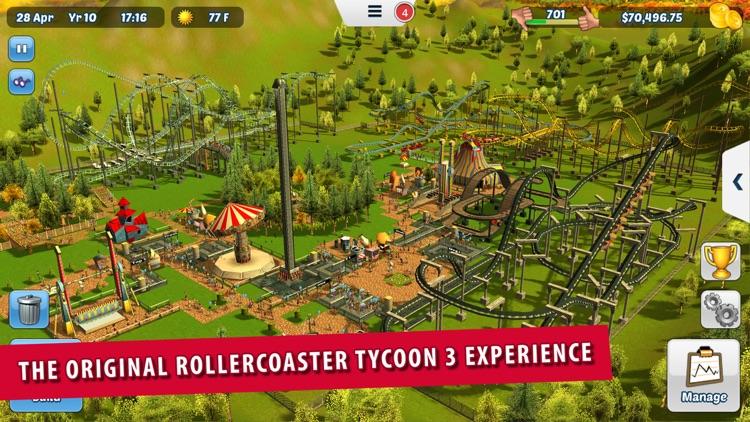 RollerCoaster Tycoon® 3 screenshot-0