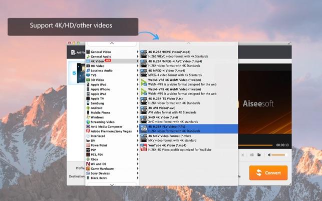 MOV Converter Pro Screenshot