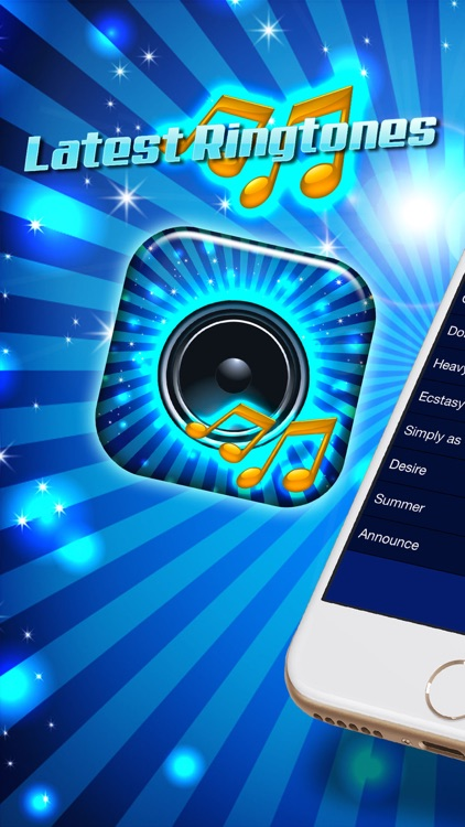Latest Ringtones 2016 -  The Most Popular Melodies and Cool Sounds for Notifications & Tones