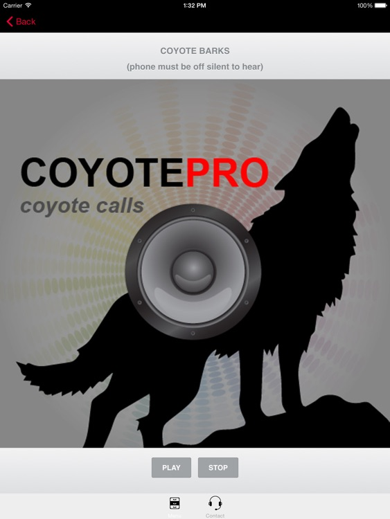 REAL Coyote Hunting Calls -- Coyote Calls & Coyote Sounds for Hunting screenshot-3