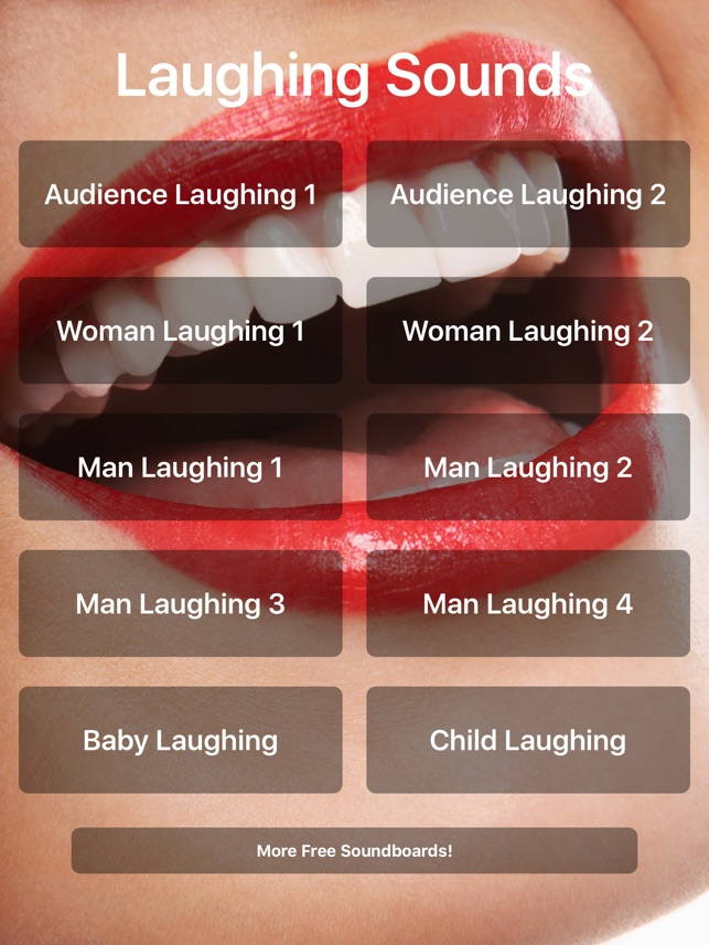 Laughing Sounds! on the App Store