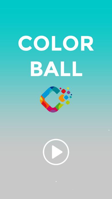 Color Ball:Jump screenshot three