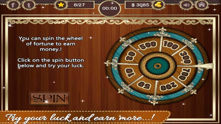 Escape of Dukes Messenger - Hidden Object screenshot-4