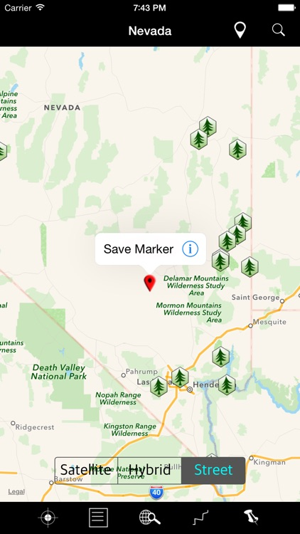Nevada State Parks & Recreation Areas screenshot-4