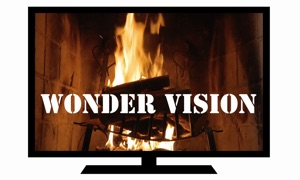 Wonder Fireplace - Video Wallpaper of Relaxing Scenes