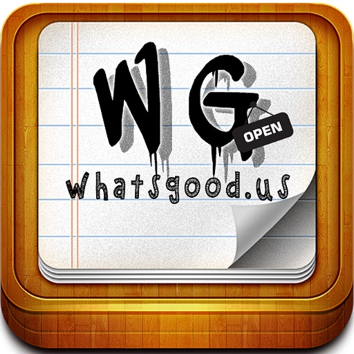 WHATSGOOD.US