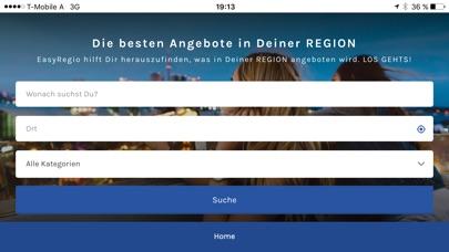 EasyRegio - die besten Angebote in Deiner RegionScreenshot von 1