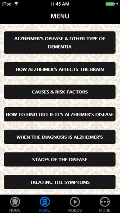How to Avoid, Find & Cope with Alzheimer's Disease for Beginners to Experience - Understanding Alzheimer's Right screenshot-4