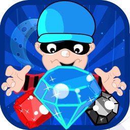 Catch the Jewel  - Free Matching and Tapping Diamond.s Speed Test Game For Kids