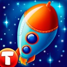 Tiny space vehicles: cosmic cars for kids icon