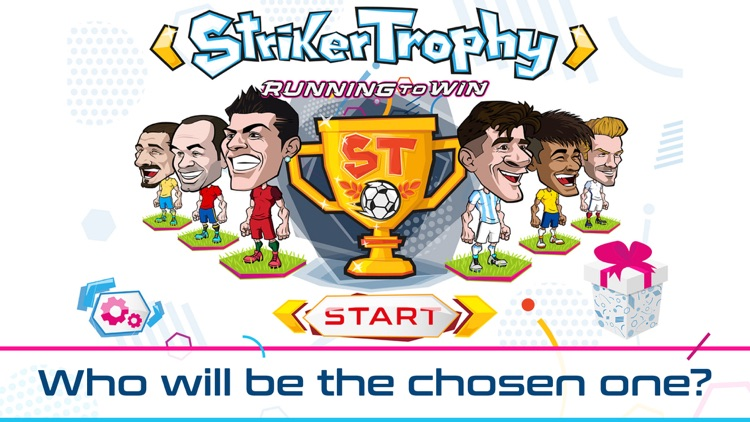 Striker trophy: running to win screenshot-0