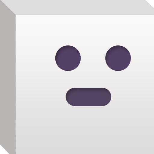 MicroCube - Amazing Jump (Amazing Cube World) icon