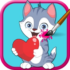 Activities of Animal Coloring Book- Free Educational Coloring Book Games For Kids & Toddler