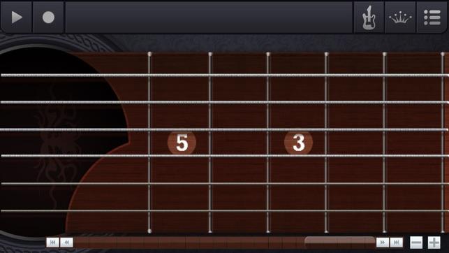 lär dig spela gitarr app