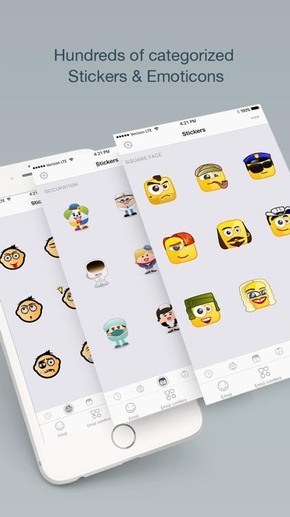 Emoji Keyboard Extra screenshot-3