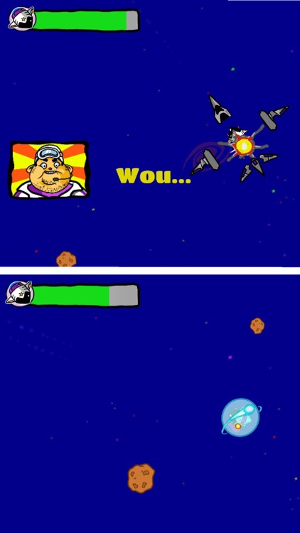 Space Monkey ! screenshot-4