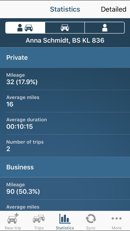 Mileage Tracker Pro screenshot-3