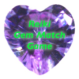Reiki Gem Match