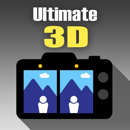 Ultimate 3D Camera icon