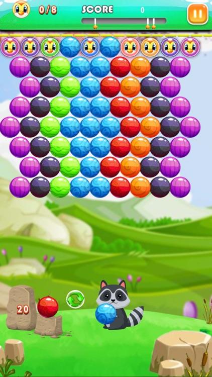Jungle Bubble Adventure - Free Bubble Shooter HD screenshot-3